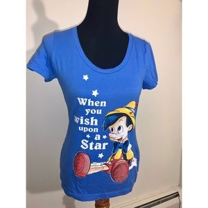 Pinocchio | When you wish upon a Star | shirt